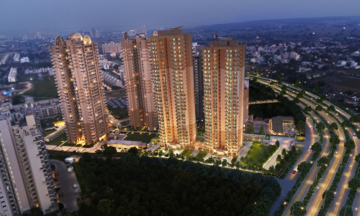 best residential apartments in Gurgaon